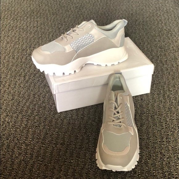 Public Desire chunky trainers